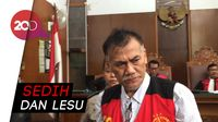 Sidang Putusan Ditunda, Tio Pakusadewo Berkaca-kaca