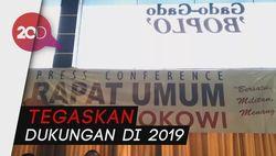 65 Elemen Relawan Jokowi akan Rapat Umum Besar-besaran