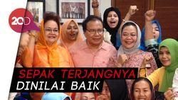 Gerakan Emak-emak Dukung Rizal Ramli jadi Capres