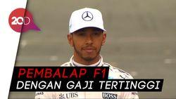 Hamilton Masih Akan Bersama Mercedes Hingga 2020