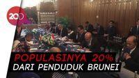 Menlu RI-Brunei Bertemu, Bahas Perlindungan TKI