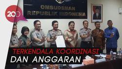 Ombudsman Sebut Kinerja Satgas Saber Pungli Belum Efektif