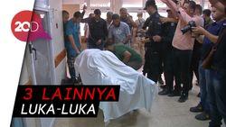Serangan Udara Israel Tewaskan Pejuang Hamas di Gaza