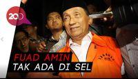 Balada Fuad Amin: Sel Disegel dan Kisah Singgah di Rumah Mewah