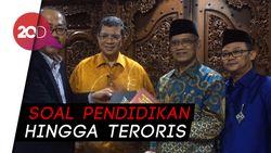 Menlu Malaysia dan Muhammadiyah Jalin Tiga Kesepakatan