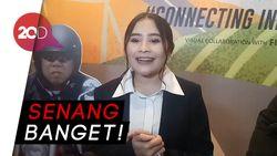 Prilly Latuconsina Ditawari Jadi Pembawa Obor Asian Games 2018