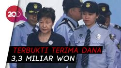 Mantan Presiden Korsel Divonis Lagi, Hukumannya Jadi 32 Tahun