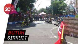 Kejurda Jatim Road Race Seri 3 Cari Pebalap Muda