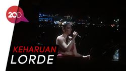 Lorde Suguhkan Penampilan Enerjik Tanpa Henti di WTF 2018
