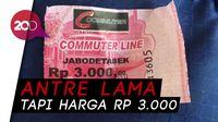 Pro Kontra Tiket Kertas KRL di Masyarakat