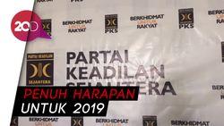 Burung Terbang PKS Siap Hadapi Pemilu 2019