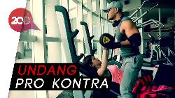 Deddy Corbuzier Bantu Pacar Nge-gym, Posisinya Bikin Salfok