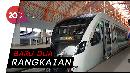 LRT Palembang Mulai Beroperasi untuk PNS
