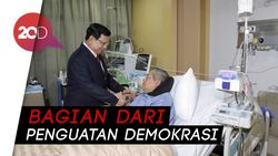 PDKT Prabowo ke SBY Tak Jadi Ancaman Buat PDIP