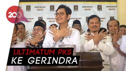 PKS Desak Gerindra Umumkan Capres-Cawapres Akhir Juli