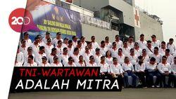 Panglima: TNI Tidak Alergi Kritik