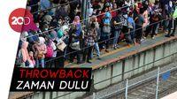 Ramai Kicauan Netizen Soal Tiket Kertas Kereta