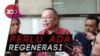 Perindo Gugat UU Pemilu, PPP: Belum Tentu Jokowi Gandeng JK Lagi