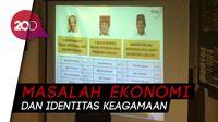 Median: Jokowi Masih Teratas, Tapi Elektabilitasnya Turun