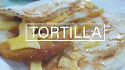 Mencicipi Cemilan Dari Timur Tengah, Tortilla Namanya