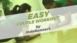 Pacaran Sehat dengan Easy Couple Workout!