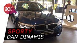 Melihat BMW Seri 6 Gran Turismo yang Elegan