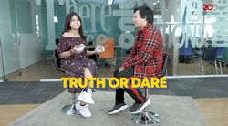 Seru! Main Truth or Dare Bareng Jodie dan Arsy