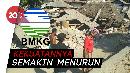 BMKG: Terjadi 203 Gempa Susulan di NTB
