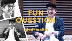 Ini Reaksi Iqbaal Ramadhan Duduk di Samping Mantan