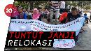 Penderita Gangguan Jiwa Gelar Unjuk Rasa di Sukabumi
