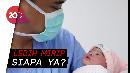 Ini Lho Wajah Lucu Cucu Kedua Pak Jokowi