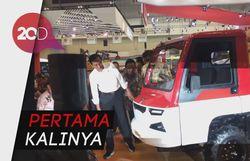 Jokowi Buka GIIAS 2018, Sekaligus Pamer Mobil Desa