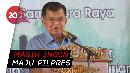 Maju-Tidaknya Jusuf Kalla di Pilpres Tergantung Putusan MK