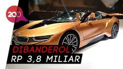 Wujud Mobil Masa Depan BMW i8 Roadster