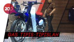 Ini Nih Motor Bebek Rasa Jadul Termahal di Indonesia