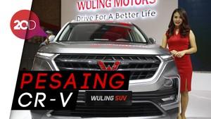SUV Wuling  Diluncukan Tahun Depan