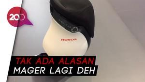 Honda Uni-Cub, Si Mungil Buat yang Malas Gerak