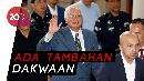 Najib Razak Jalani Sidang Lanjutan Mega Korupsi 1MDB