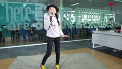 Bawakan Lagu 'Wake Up' Zara Leola Tampil Energik