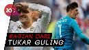 Courtois ke Madrid, Kovacic Dipinjam Chelsea