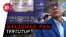 PAN Ingin Zulkifli Tetap Cawapres Prabowo