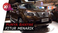 SUV Bongsor Nissan Terra yang Cocok di Jalanan Jakarta