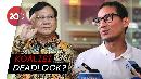 Sandiaga Datangi Rumah Prabowo, Amien Rais Hengkang