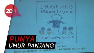 Virus HIV Bisa Dihambat Sama Obat ARV