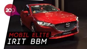 Merah Berkilau Mazda 6 Elite di GIIAS 2018
