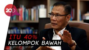 BPS Menjawab SBY yang Sebut Penduduk Miskin 100 Juta