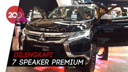 Pajero Sport Rockford Fosgate Pas Buat Penggila Audio