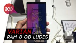 Preorder Galaxy Note 9 di Indonesia Laris Manis