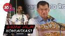 Jokowi: JKMau jadi Ketua Tim Pemenangan Jokowi-Maruf