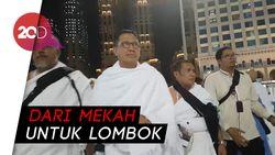 Menag Ajak Jemaah Indonesia Doakan Korban Gempa di Lombok